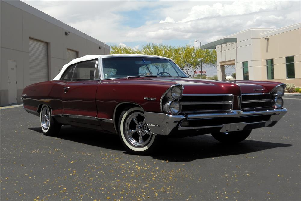 Image result for Burgundy Red 1965 Pontiac