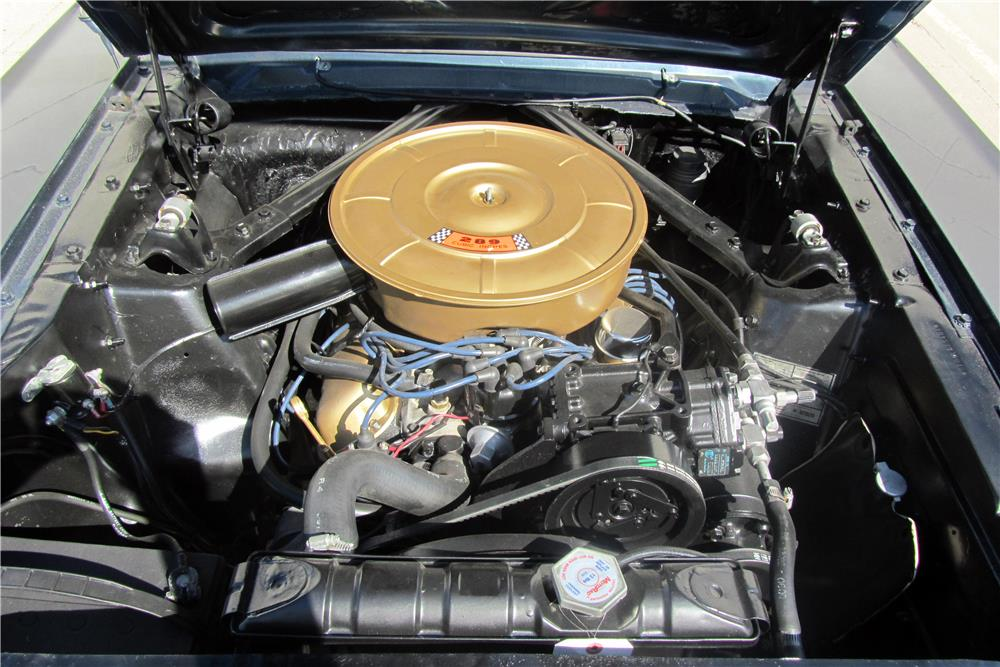 1965 FORD MUSTANG FASTBACK - Engine - 185751