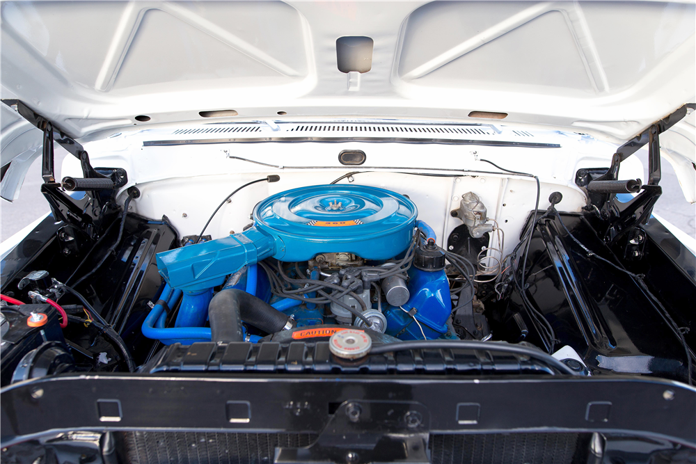 1970 FORD F-100 PICKUP - Engine - 185774