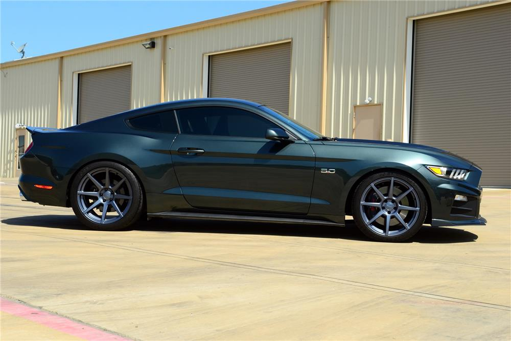 2015 ford mustang gt side profile 185785. Black Bedroom Furniture Sets. Home Design Ideas