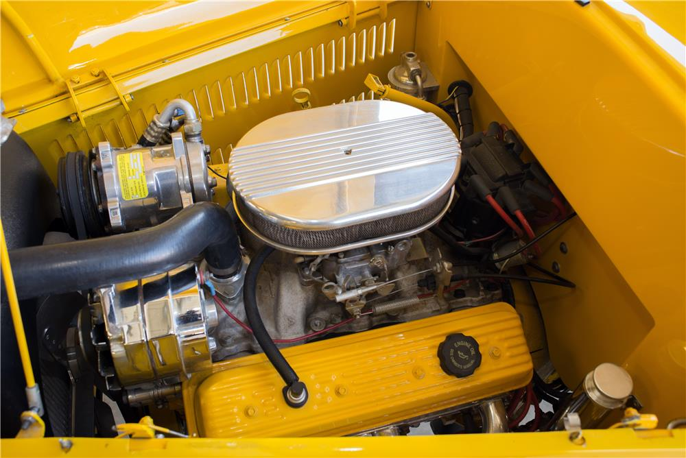1932 FORD HI-BOY CUSTOM ROADSTER - Engine - 185786