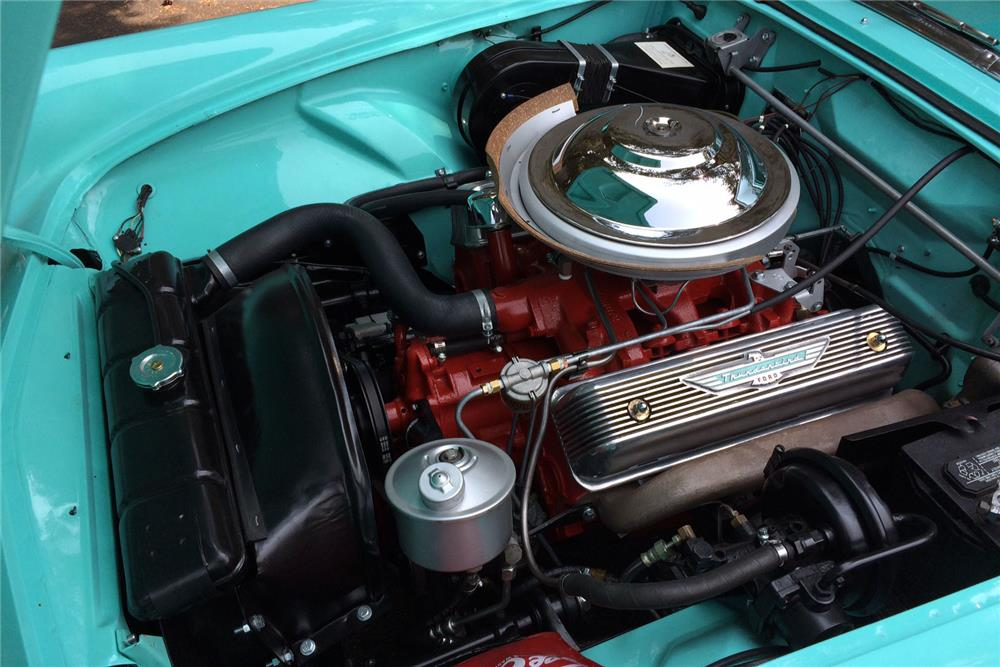 1955 FORD THUNDERBIRD CONVERTIBLE - Engine - 185790