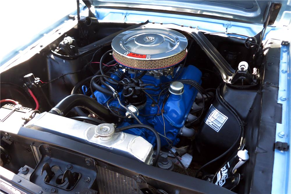 1966 FORD MUSTANG  - Engine - 185791