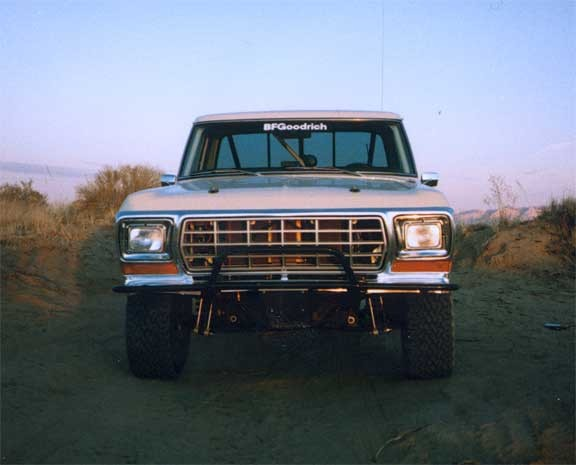 Big Valley Ford >> 1978 FORD F-100 BAJA RACE TRUCK - 18580