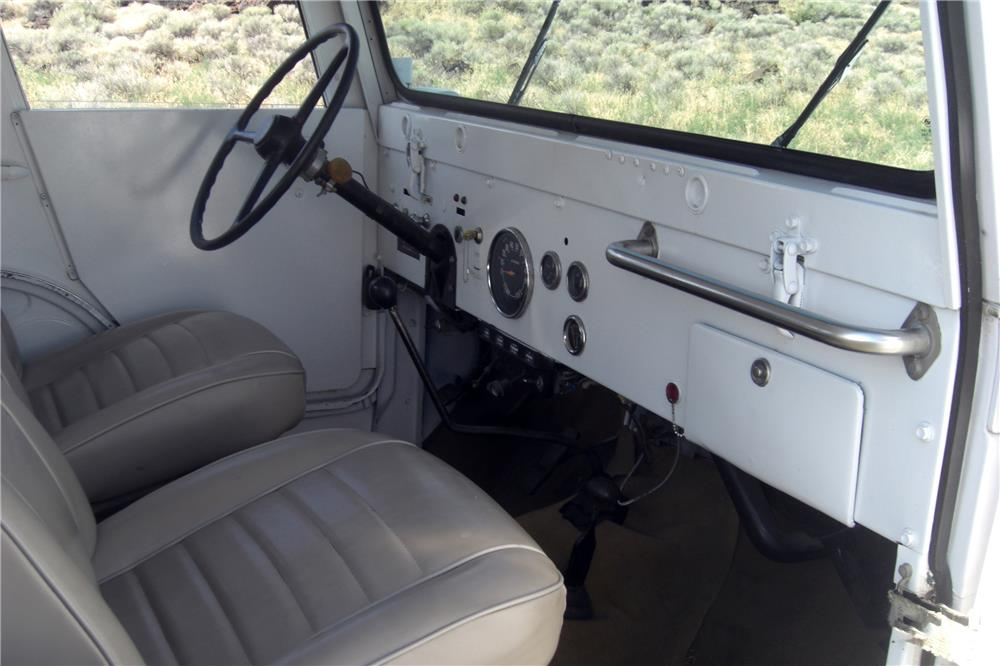 1973 JEEP CJ-5  - Interior - 185828