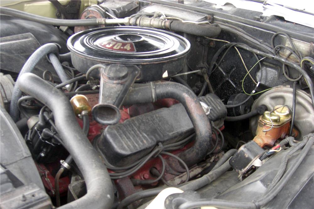 1969 BUICK ELECTRA 225 - Engine - 185832