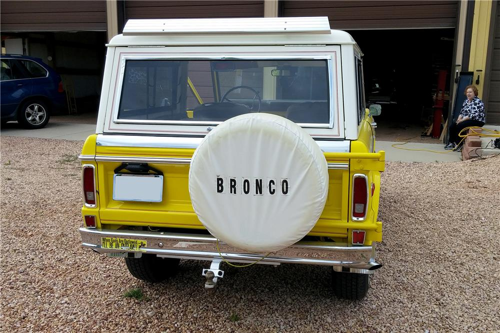1973 FORD BRONCO 4X4 - Misc 1 - 185858