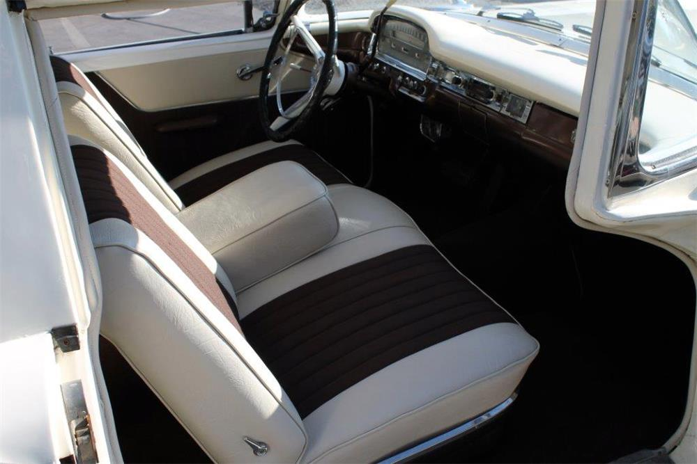 1959 FORD RANCHERO CUSTOM PICKUP - Interior - 185879