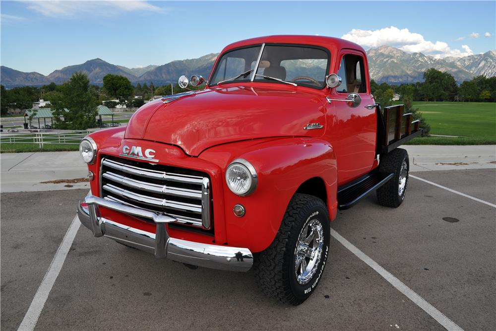 1953 GMC CUSTOM PICKUP - 185903