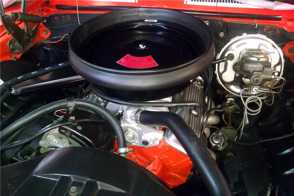 1969 CHEVROLET CAMARO Z/28 - Engine - 185935