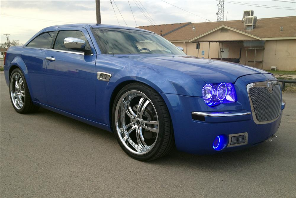 2005 CHRYSLER 300C CUSTOM COUPE - Front 3/4 - 185937