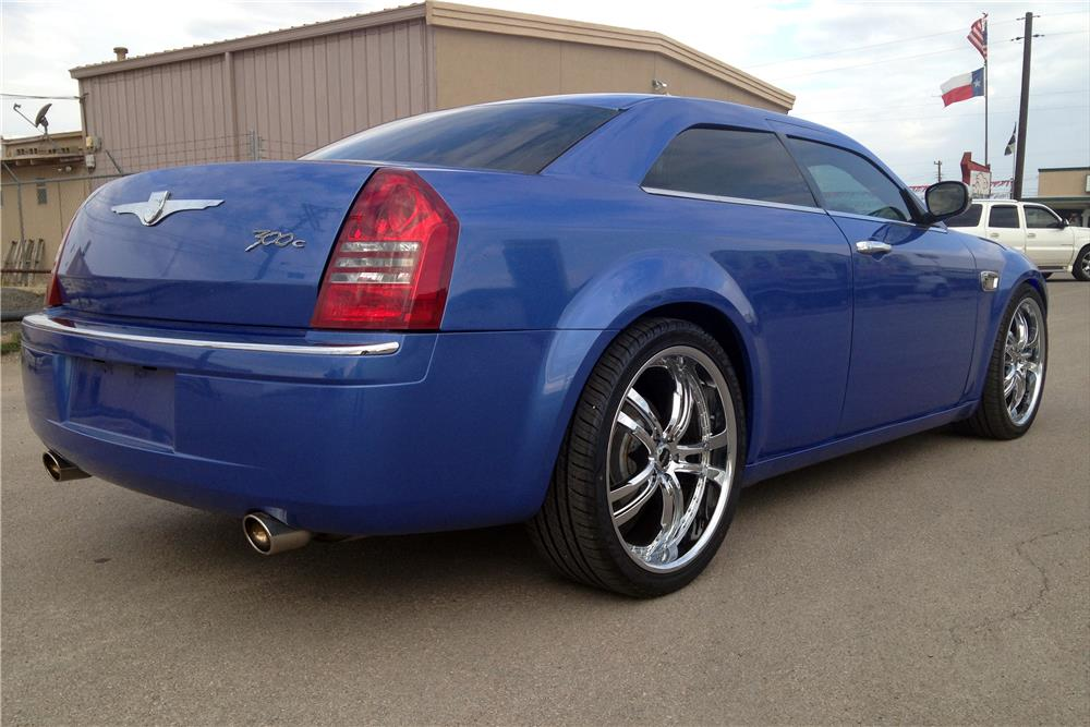 2005 CHRYSLER 300C CUSTOM COUPE - Side Profile - 185937