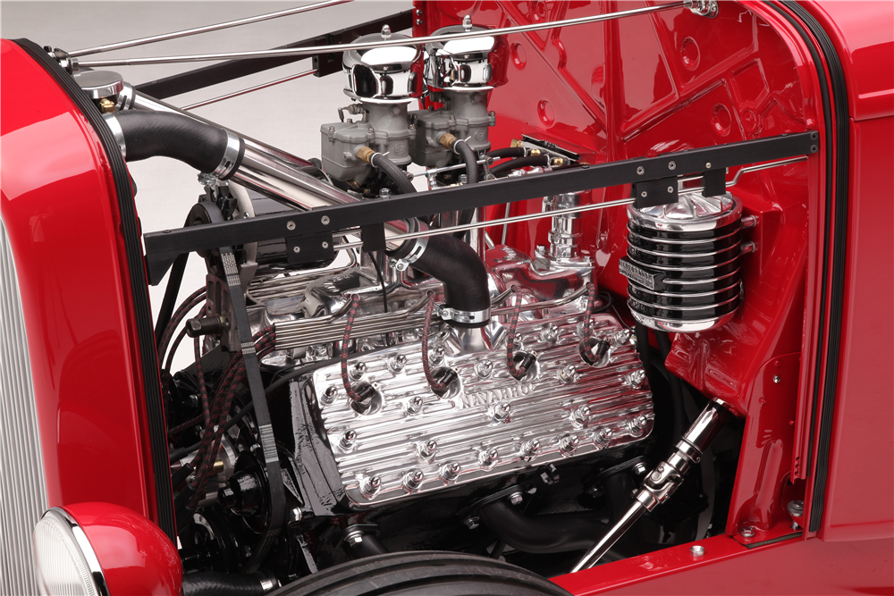 "1932 FORD HI-BOY ""McGEE TRIBUTE"" - Engine - 186004"