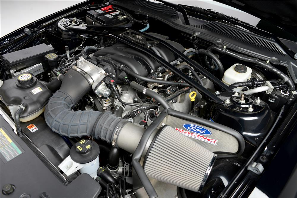 2006 SHELBY GT-H CSM #002 - Engine - 186009