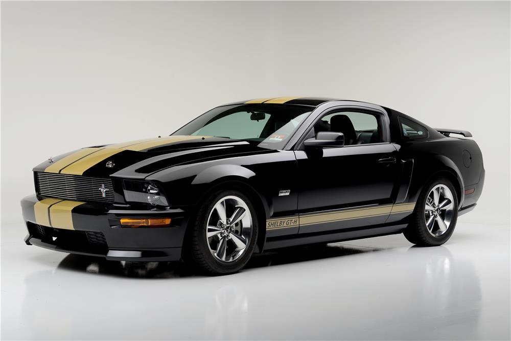2006 Shelby Gt H Csm 002 186009
