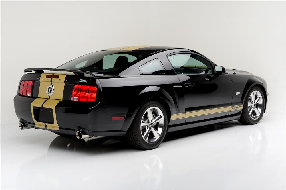 2006 SHELBY GT-H CSM #002 - Rear 3/4 - 186009