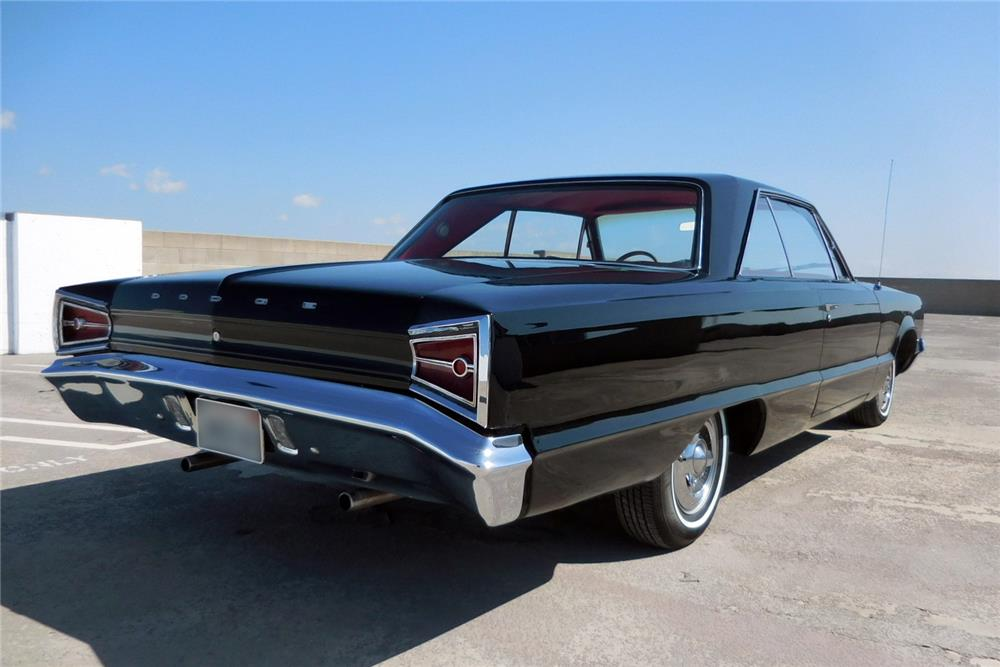 1965 DODGE POLARA - Rear 3/4 - 186458