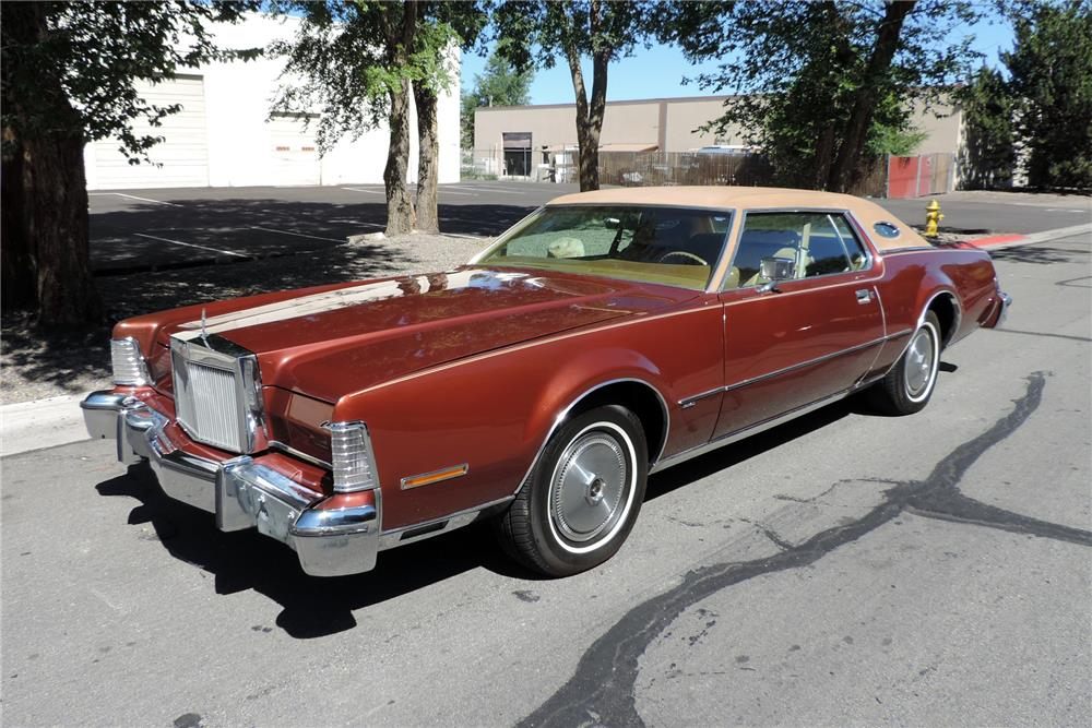 1974 lincoln continental mark iv convertible for sale pictures to pin