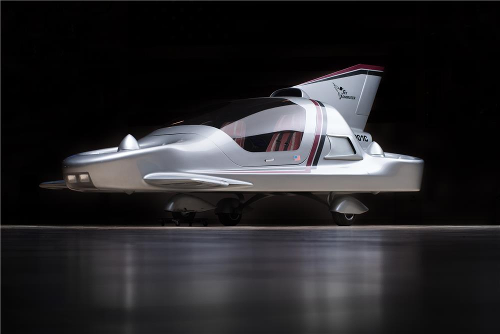 1990 CONCEPT SKY COMMUTER AIRCRAFT  - Front 3/4 - 186838
