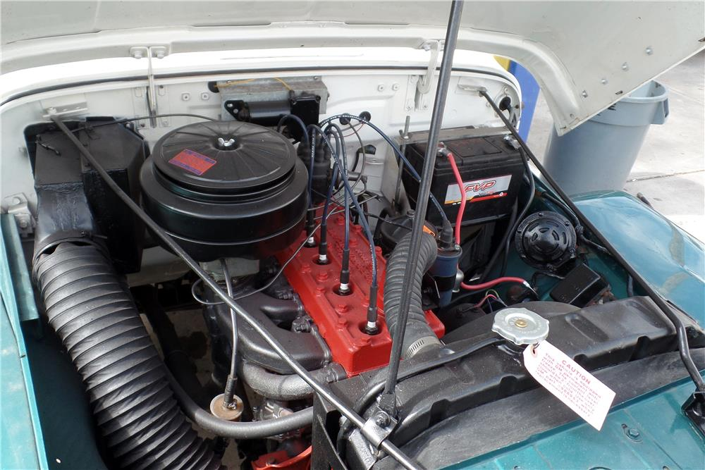 1960 WILLYS STAKE BED - Engine - 186878