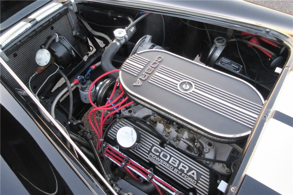 1964 SHELBY COBRA RE-CREATION ROADSTER - Engine - 186914