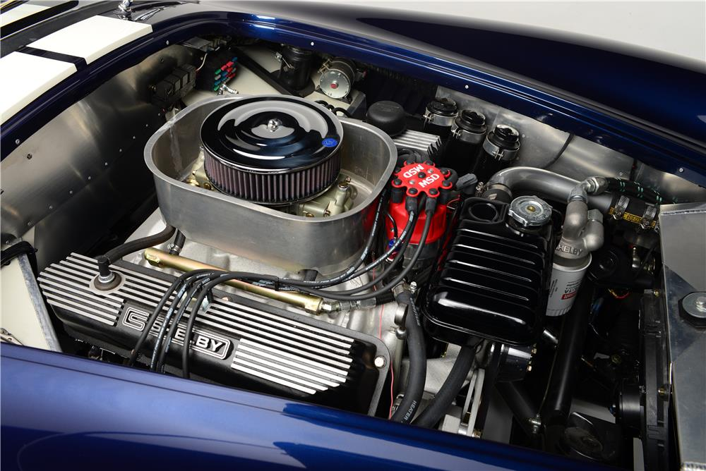 1965 SHELBY COBRA CSX 6000 ROADSTER - Engine - 186994