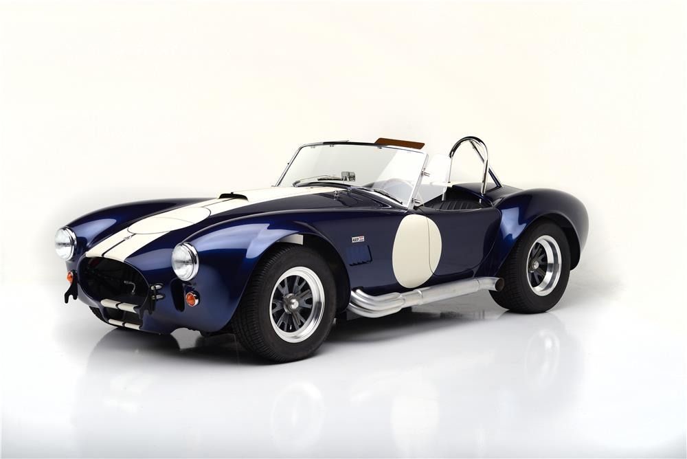 1965 SHELBY COBRA CSX 6000 ROADSTER - Front 3/4 - 186994
