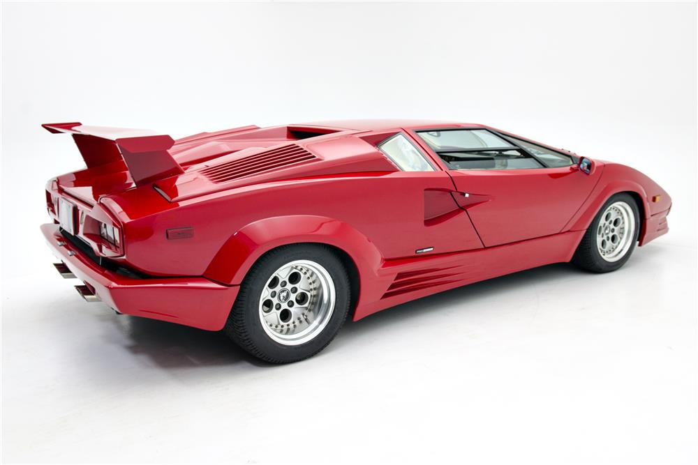 1989 lamborghini countach 25th anniversary 187016. Black Bedroom Furniture Sets. Home Design Ideas