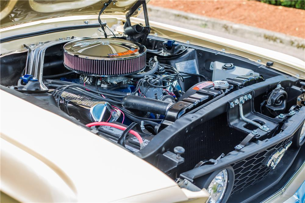 1968 FORD MUSTANG - Engine - 187023