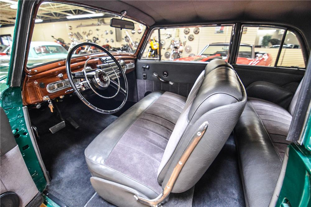 1948 LINCOLN CONTINENTAL - Interior - 187032
