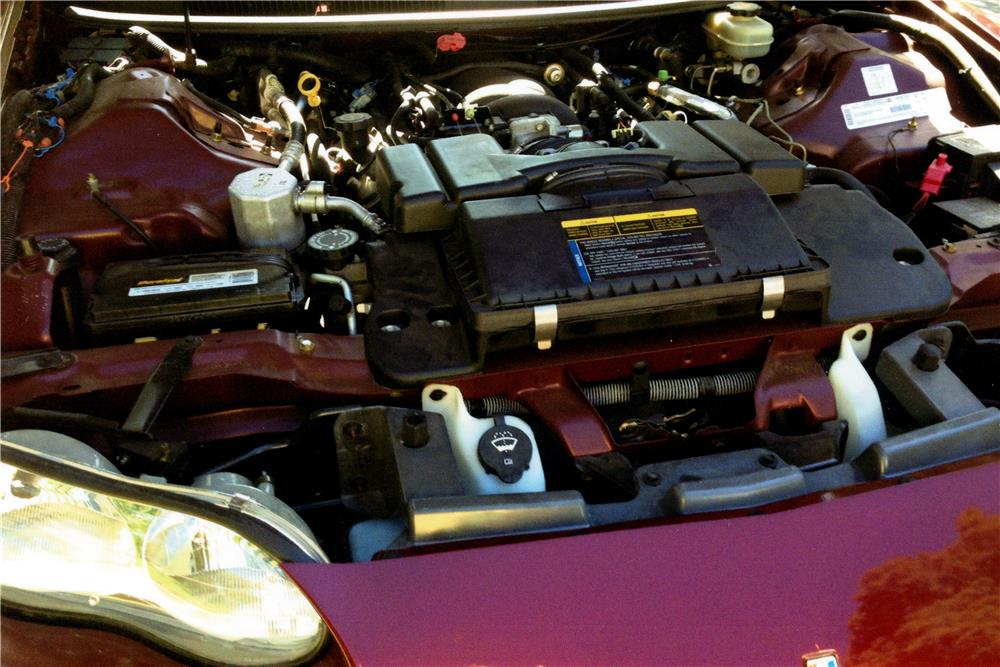2002 CHEVROLET CAMARO Z/28 - Engine - 187033
