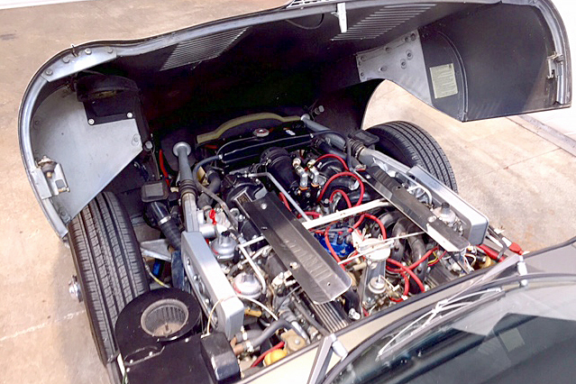 1973 JAGUAR XKE 2+2 - Engine - 187064
