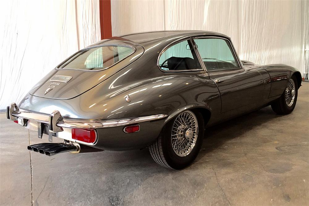 1973 JAGUAR XKE 2+2 - Rear 3/4 - 187064