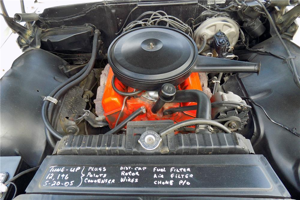 1967 CHEVROLET IMPALA SS CONVERTIBLE - Engine - 187077