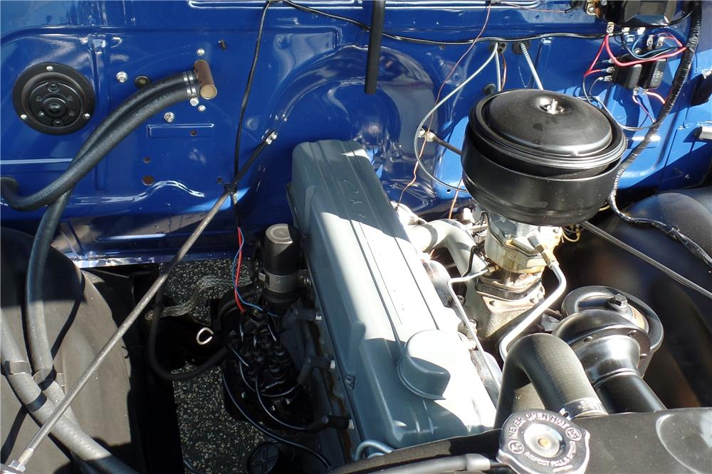 1946 CHEVROLET PICKUP - Engine - 187084
