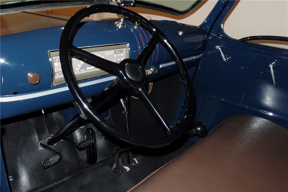 1946 CHEVROLET PICKUP - Interior - 187084