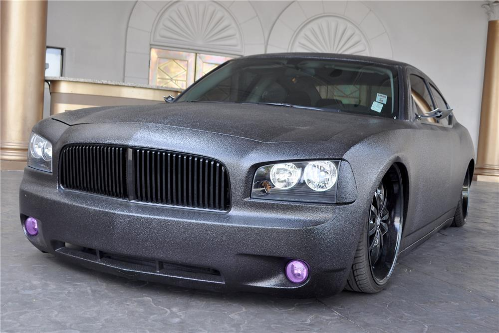 2010 Dodge Charger Custom Sedan