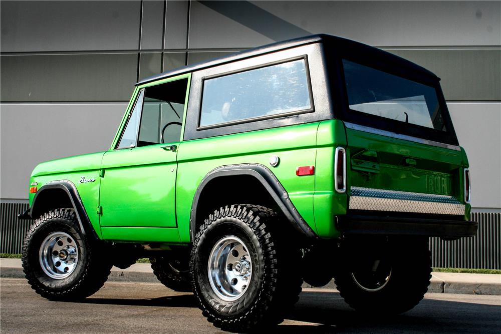 1971 FORD BRONCO 4X4 - 187095