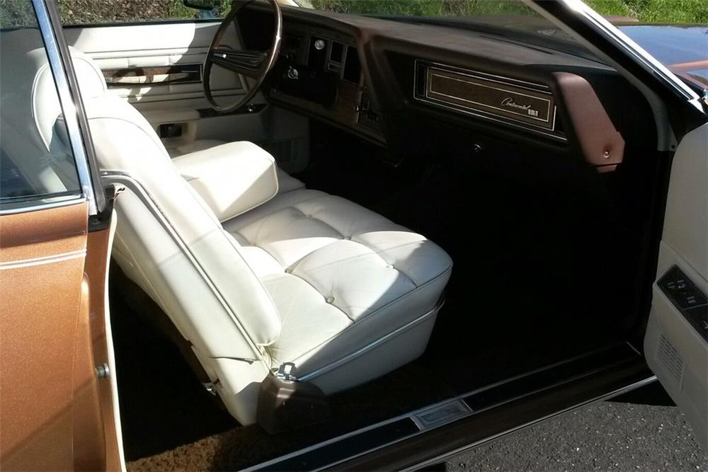 1972 LINCOLN CONTINENTAL MARK IV COUPE - Engine - 187098