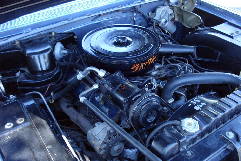 1963 CADILLAC SERIES 62 - Engine - 187105