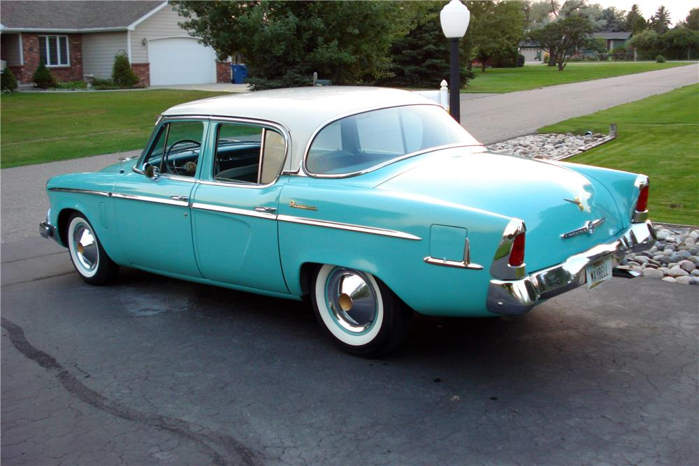 1955 studebaker president 4 door sedan 187114