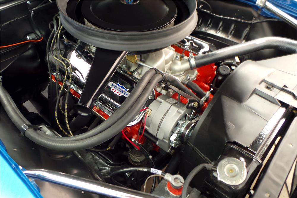 1969 CHEVROLET CAMARO YENKO RE-CREATION - Engine - 187125