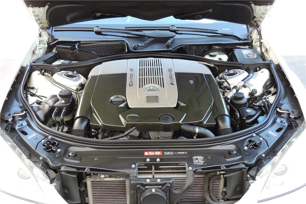 2007 MERCEDES-BENZ S65 AMG SEDAN - Engine - 187132