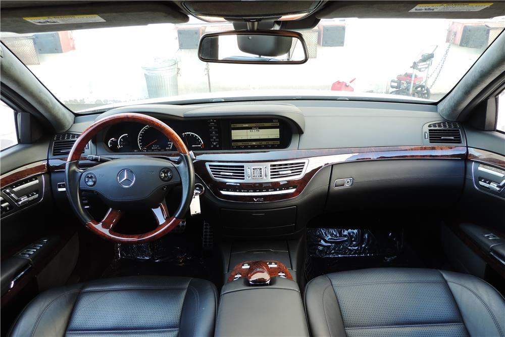 2007 MERCEDES-BENZ S65 AMG SEDAN - Interior - 187132