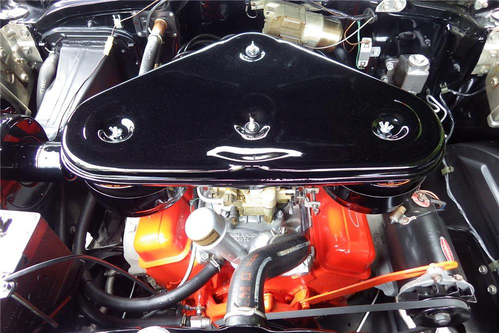 1957 CHEVROLET BEL AIR  - Engine - 187188