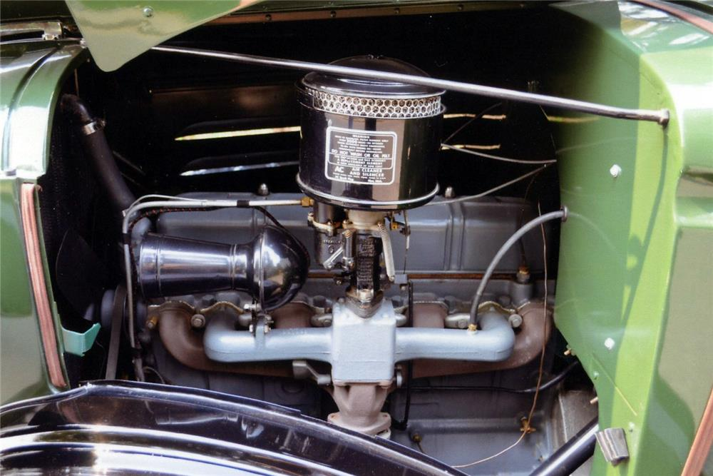 1937 CHEVROLET PICKUP - Engine - 187243
