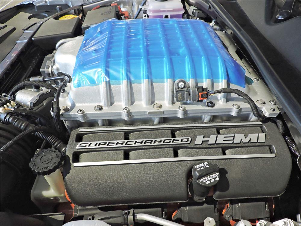 2015 DODGE CHALLENGER HELLCAT - Engine - 187247