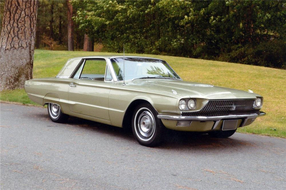 1966 ford thunderbird 187251. Cars Review. Best American Auto & Cars Review