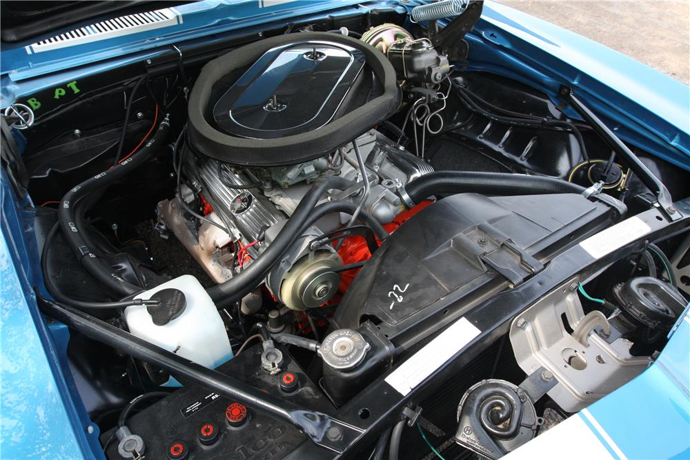 1969 CHEVROLET CAMARO Z/28  - Engine - 187256