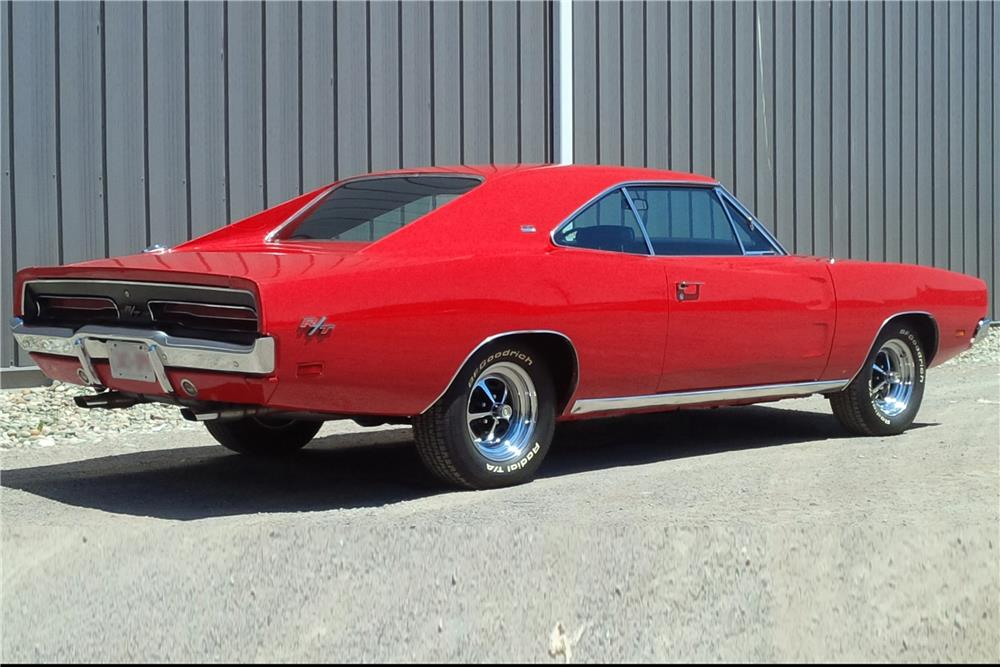 Dodge Charger Interior >> 1969 DODGE CHARGER R/T - 187258